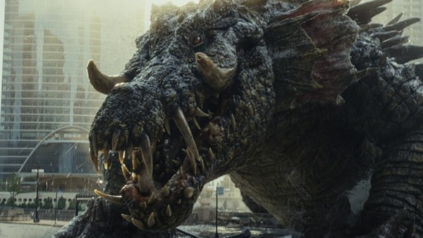 Join in Amazon and Watch Rampage for FREE
